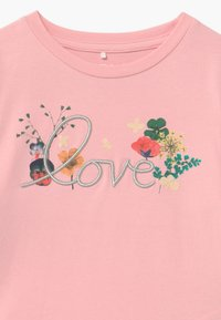 Name it - NMFLANAYA - T-shirt à manches longues - coral blush - 2