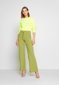4th & Reckless - JAX - Trousers - olive - 1