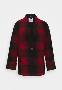 Tommy Jeans - Blazer - deep crimson/black - 0
