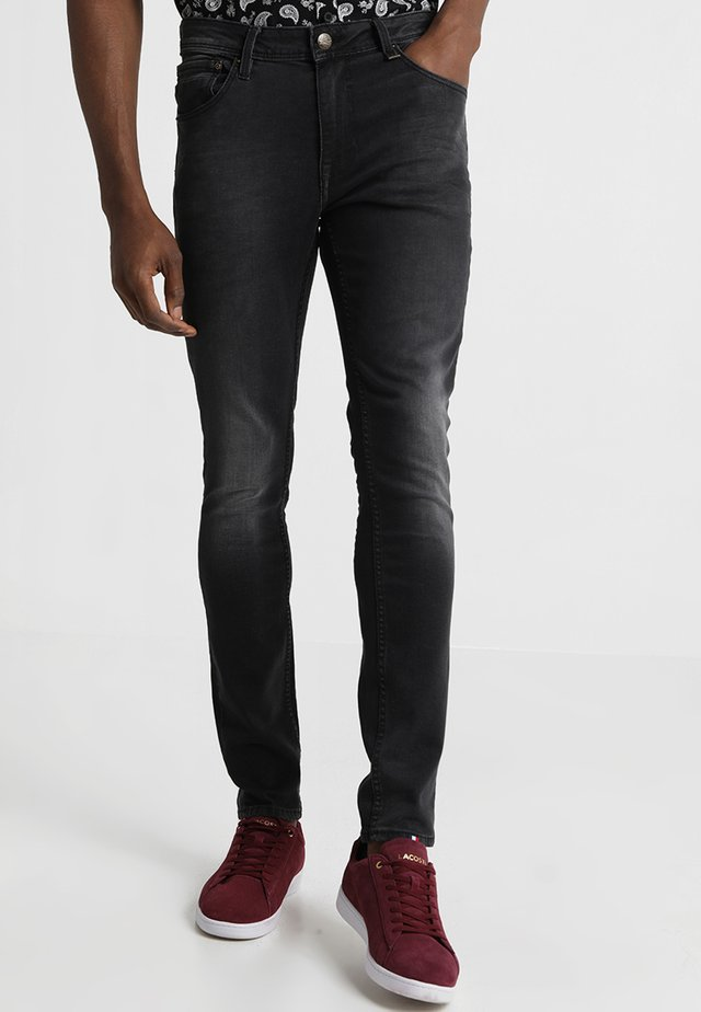 NOLAN - Slim fit jeans - black stone