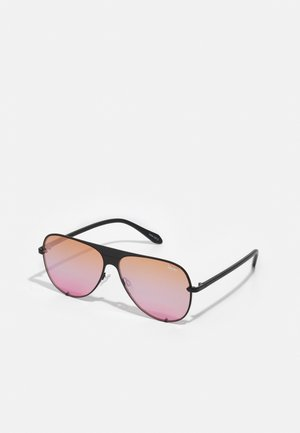 HIGH KEY FASHION - Sunglasses - black/multi