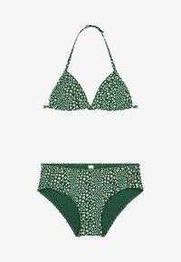 Shiwi - SET - Bikini - hunter green - 0