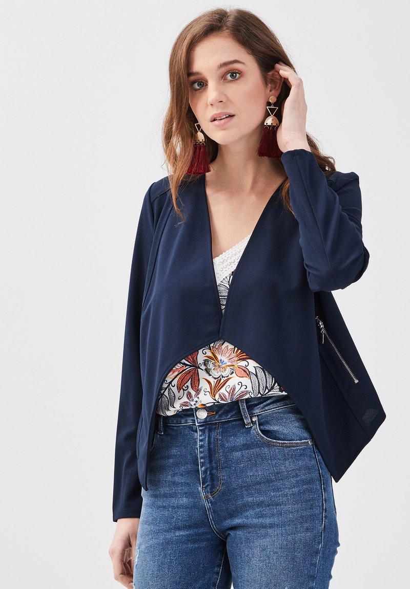 Cache Cache - Summer jacket - blue marine