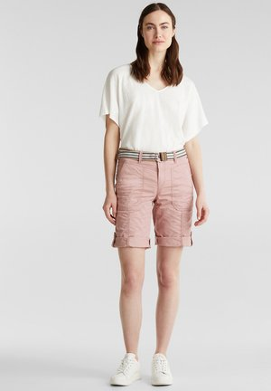 F PLAY BERMUDA - Shorts - old pink