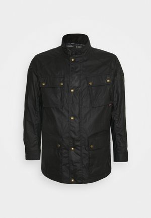 FIELDMASTER JACKET SIGNATURE - Summer jacket - black