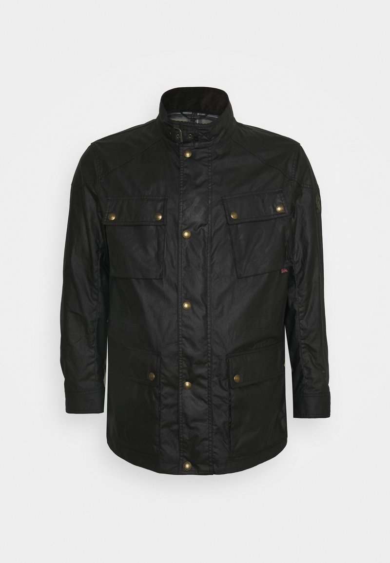 Belstaff - FIELDMASTER JACKET SIGNATURE - Summer jacket - black