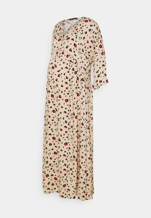 MEBISA - Maxi dress - beige