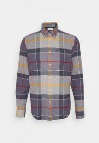 Barbour - TARTAN TAILORED - Shirt - grey/purple - 5