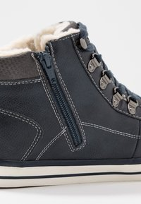 Mustang - Baskets montantes - navy - 5