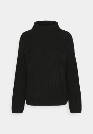 LONG SLEEVE - Sweter - black