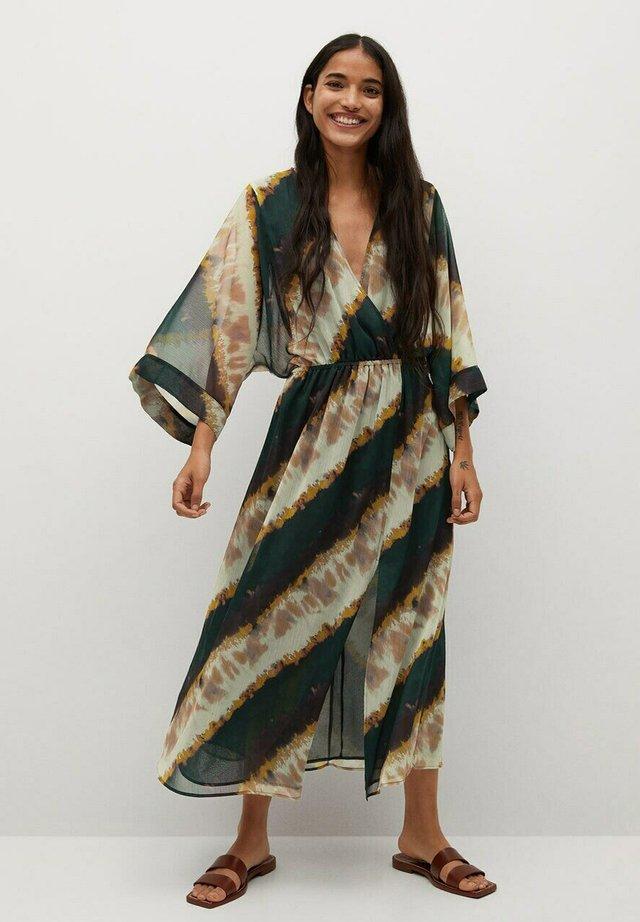 GIADA - Korte jurk - grün