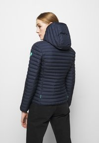 Save the duck - ELLA HOODED JACKET - Light jacket - navy blue - 2