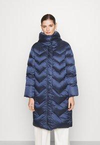 Marella - BUSSETO - Down coat - blu - 0