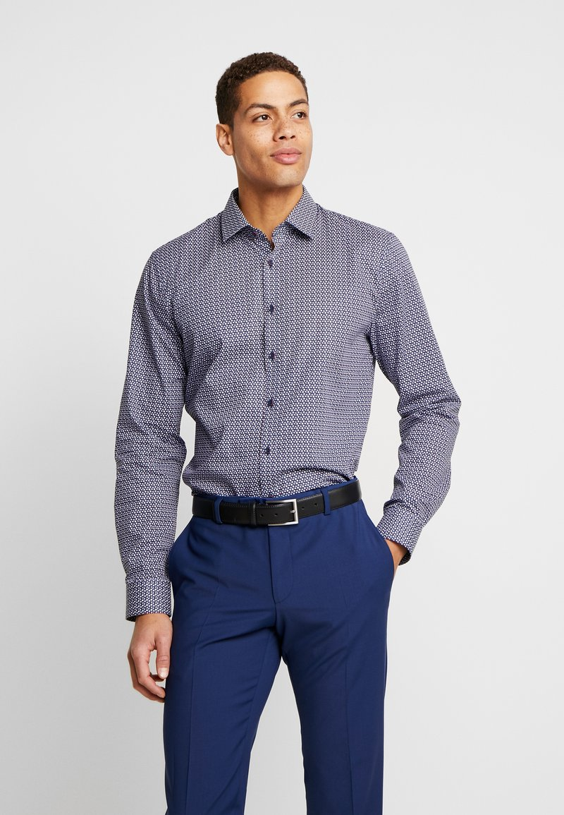 OLYMP - OLYMP NO.6 SUPER SLIM FIT  - Formal shirt - rot