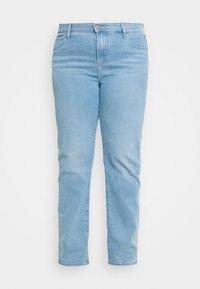Levi's® Plus - 724 STRAIGHT - Straight leg jeans - rio aura - 3