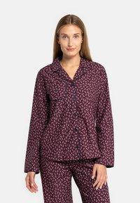 Seidensticker - Pyjama - rot - 0