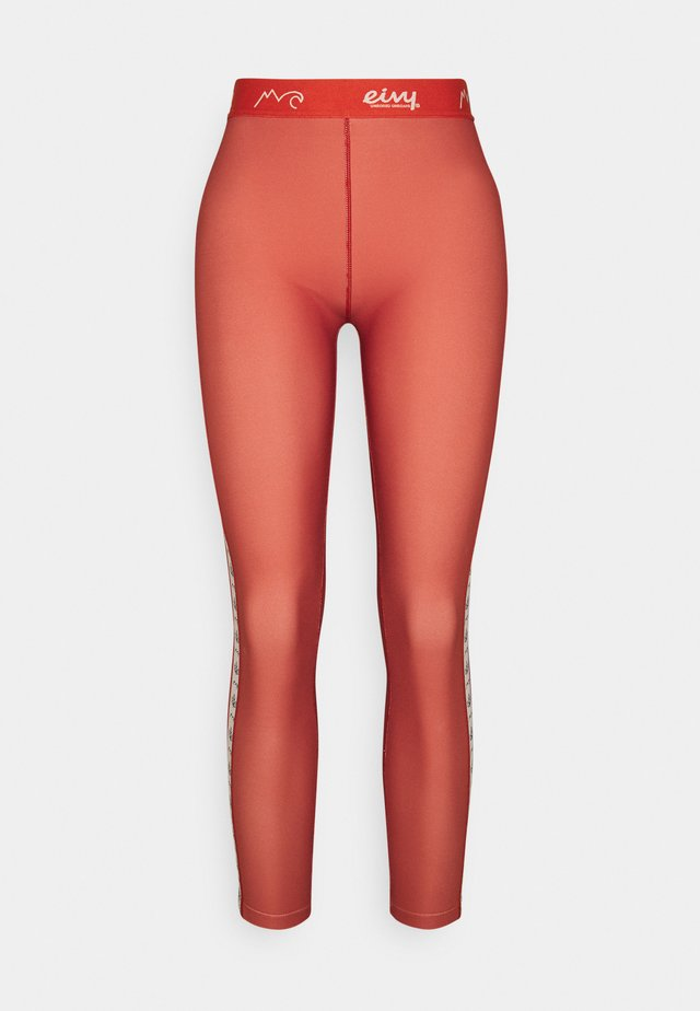 ICECOLD TIGHTS - Base layer - orange