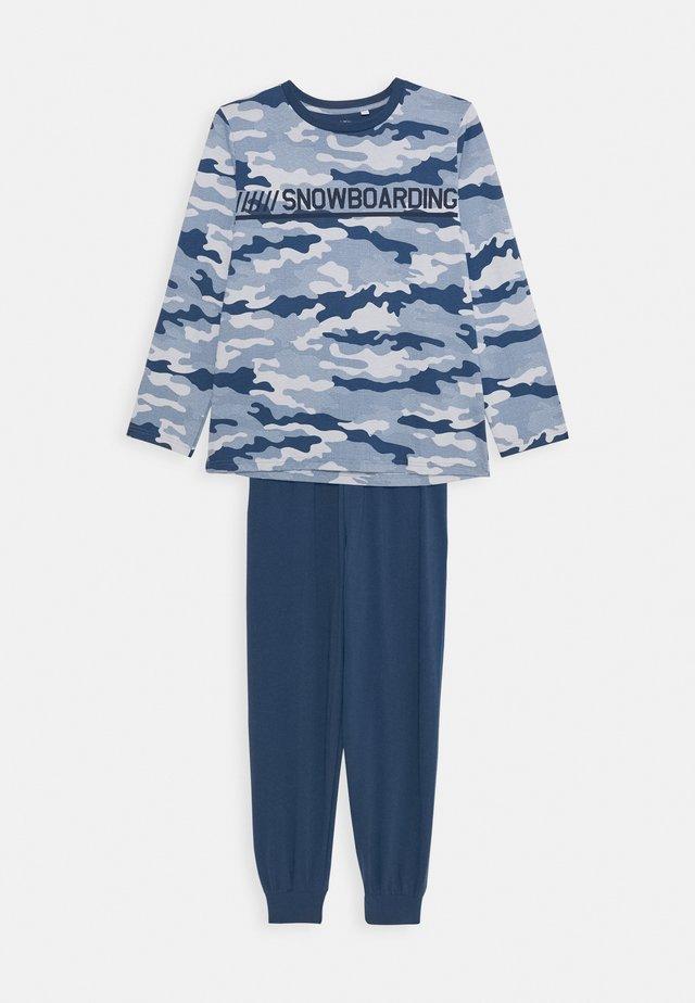 TEENS PYJAMA LONG - Pyjama - blue
