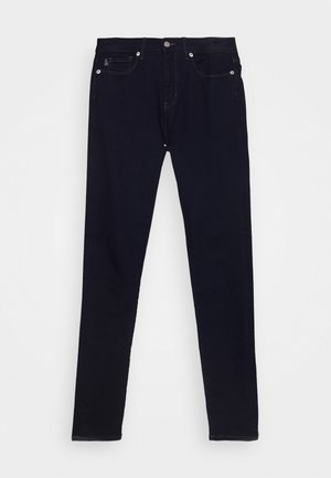 Jeans Skinny - denim rinse washed