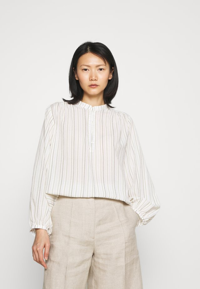 MEDERIC - Bluse - offwhite