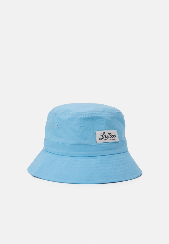 LIGHT WEIGHT BUCKET HAT UNISEX - Klobouk - bright blue