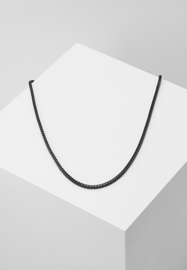 FASO  - Necklace - black