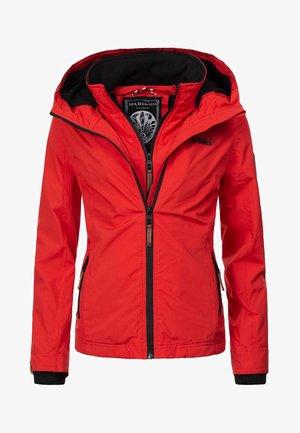ERDBEERE - Outdoor jacket - red