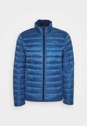 LIGHT LINER - Down jacket - blue