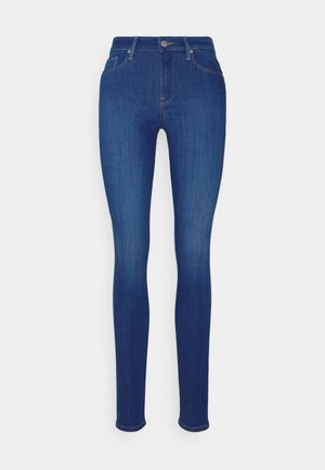 SOFT COMO SKINNY - Skinny džíny - blue denim