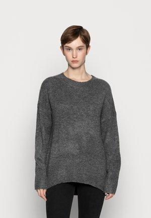 ONLNANJING  - Jersey de punto - dark grey melange