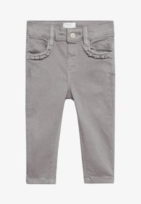 Mango - MIA - Slim fit jeans - denim grau - 0
