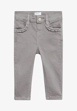 MIA - Jean slim - denim grau
