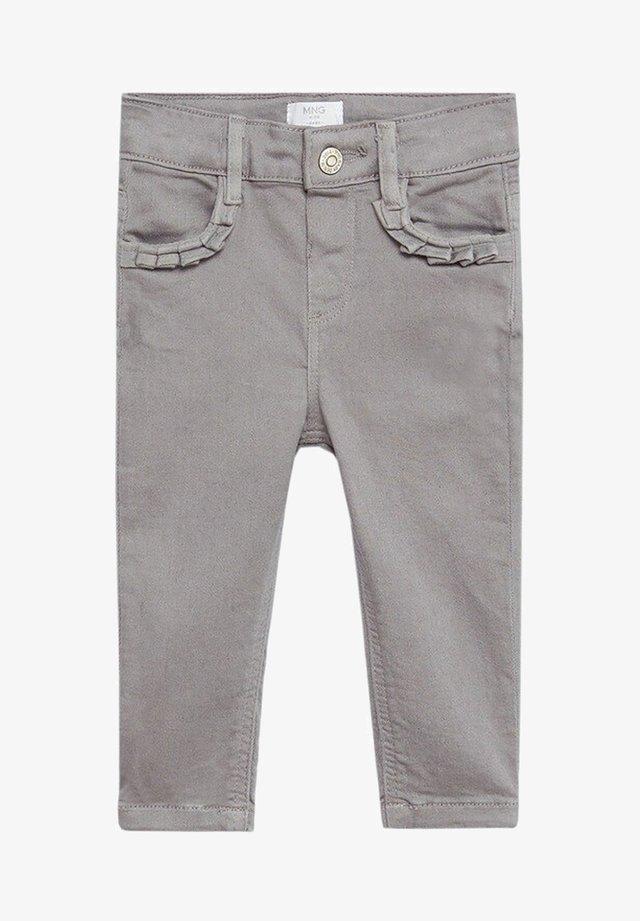 MIA - Slim fit jeans - denim grau