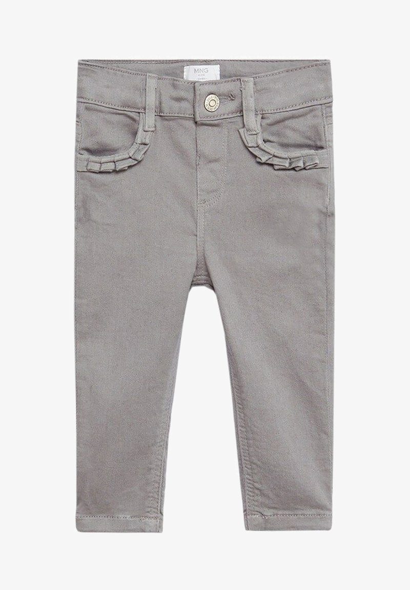 Mango - MIA - Slim fit jeans - denim grau