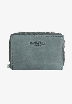 KARTENHÜLLE ABEL - Wallet - graublau