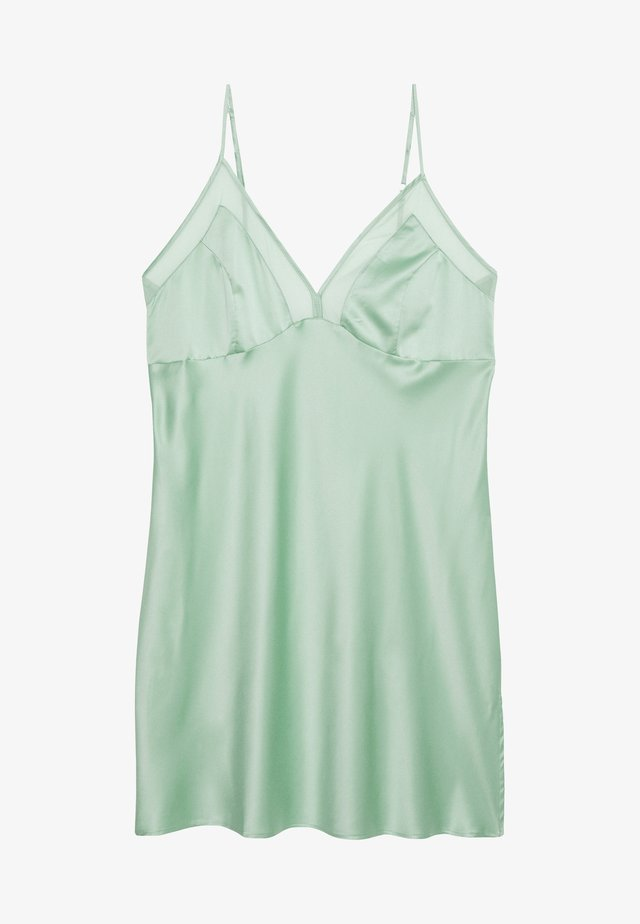 FASHION SLEEP - Nattskjorte - frosty green