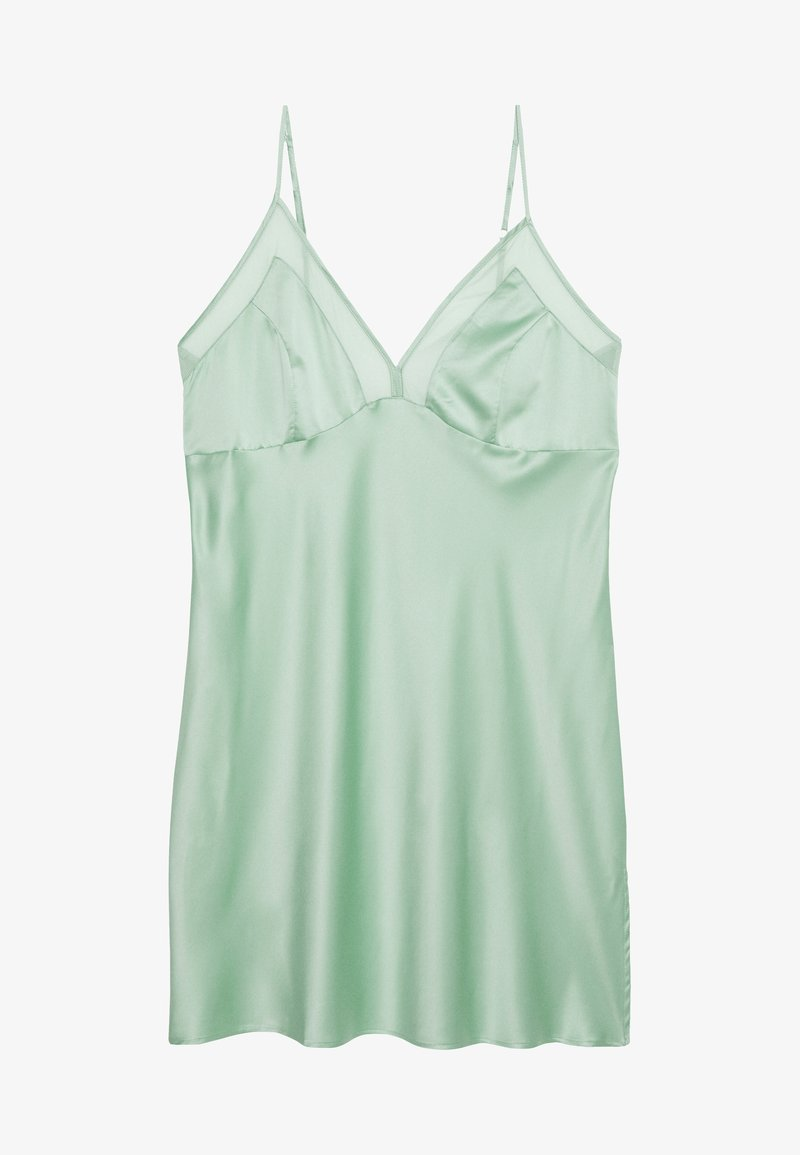 Ashley Graham Lingerie by Addition Elle - FASHION SLEEP - Negligé - frosty green