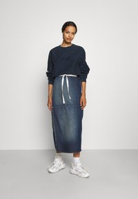 Alberta Ferretti - Sweatshirt - blue - 1