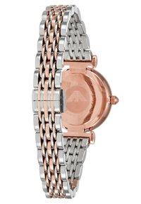 Emporio Armani - Klokke - rose gold-coloured/silver-coloured - 2