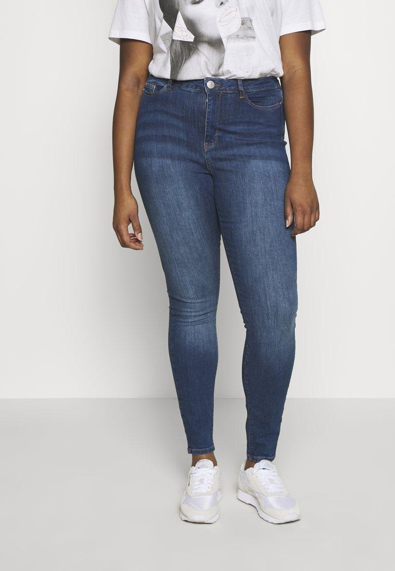 JUNAROSE - by VERO MODA - JRZERO - Jeans Skinny Fit - light blue denim
