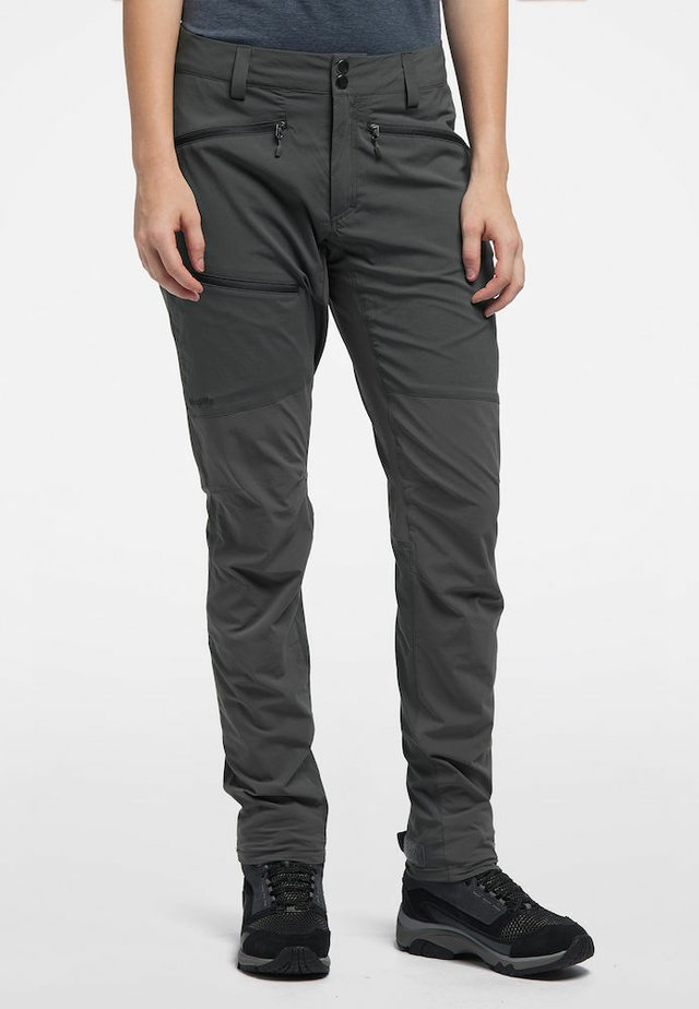 LITE  FLEX PANT - Outdoor trousers - magnetite