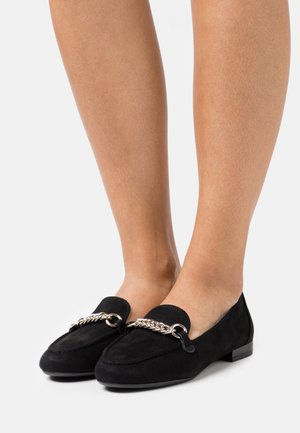NORAH - Slippers - black