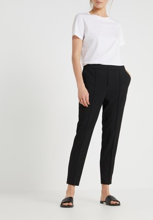 FIONA PEG - Trousers - black