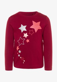 Blue Seven - KIDS GIRLS CAN - Long sleeved top - bordeaux - 0