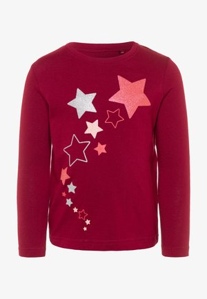 KIDS GIRLS CAN - Long sleeved top - bordeaux