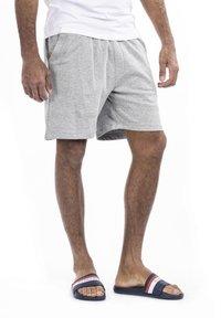 U.S. Polo Assn. - CARSTEN - Shorts - grey melange - 0