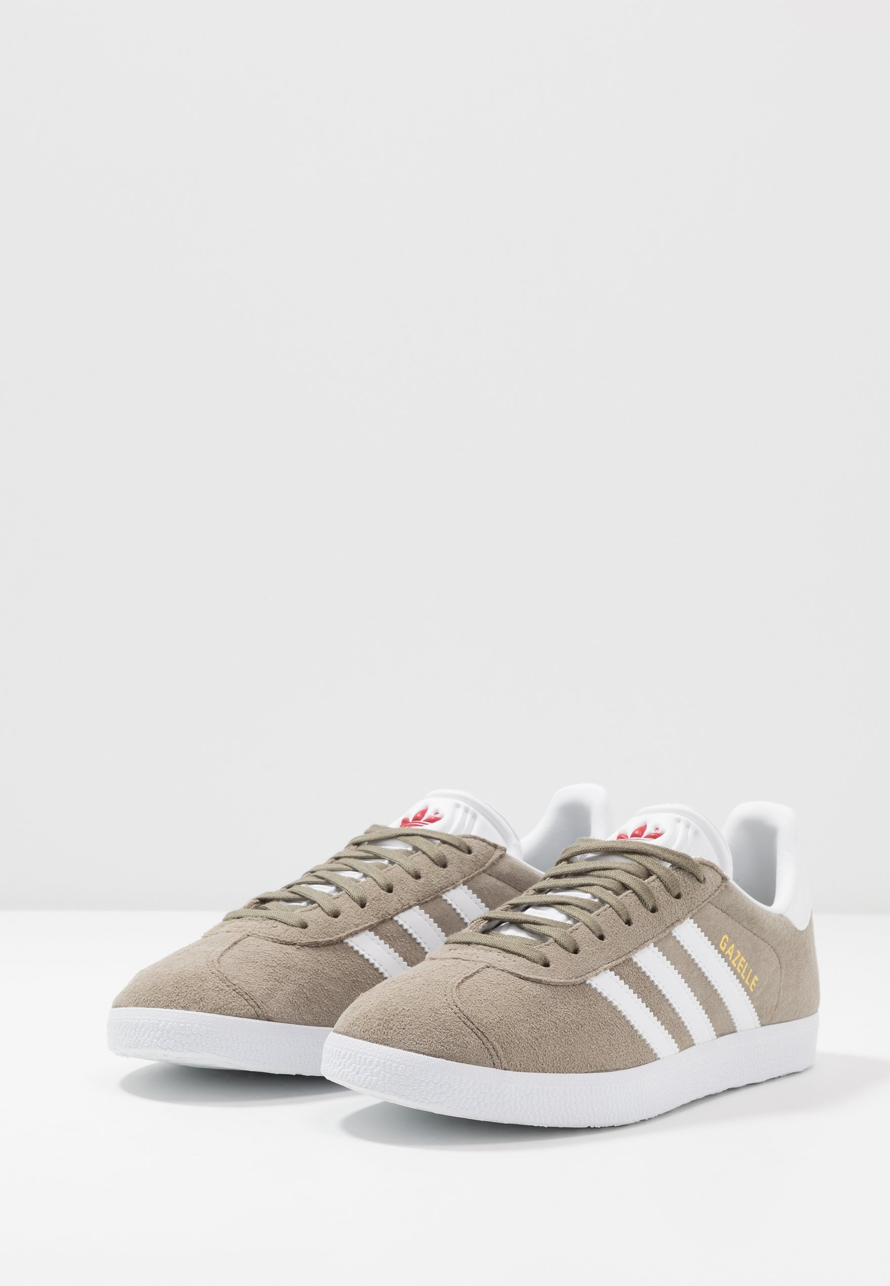 Adidas Originals Gazelle - Sneakers Trace Cargo/footwear White/glow Red