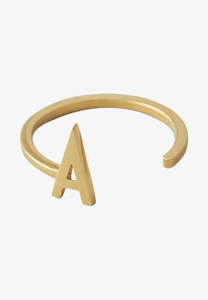 RING A - Ring - gold
