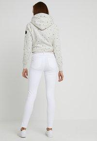 Kaporal - POWER - Slim fit jeans - white denim - 2