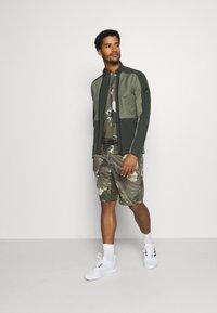 adidas Performance - CAMO SHORT - Korte broeken - grefea - 1